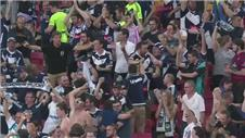 Melbourne Victory close in on A-League title