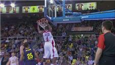 Real Madrid and Olympiacos Piraeus claim playoff victories