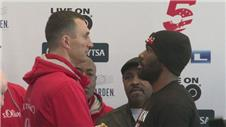 Klitschko expects Intensive Jennings bout