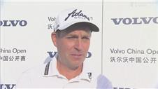 Howell Hendry and Dredge delighted with shared China Open lead