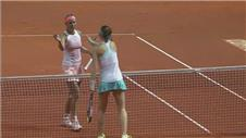 Kvitova and Sharapova suffer shock exits in Stuttgart