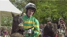 Jockey McCoy retires