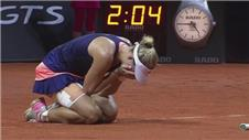 Kerber fights back to win Stuttgart title