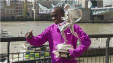 Kipchoge targets Rio after London win