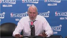 Clippers deserved NBA win - Popovich