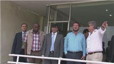 Zimbabwe cricket security representatives visit Lahore