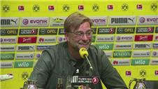 Klopp gives refreshing take on Europa League
