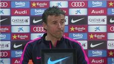 Luis Enrique: Xavi shouldnt leave Barcelona