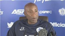 Austin unlikely to remain at QPR - Ramsey
