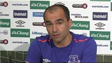Everton will be stronger for disappointing season - Martinez