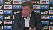 "Allardyce: ""the right time to get a move on"""