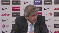 "Pellegrini: ""Perfect goodbye for Lampard"""