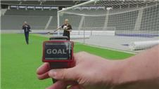 Hawk-Eye demonstrated ahead of German DFB-Pokal final