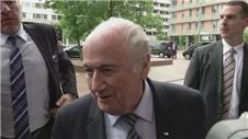 Blatter- Figo is free to say what he wants
