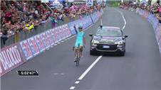 Landa wins Stage 16 whilst Contador extends lead