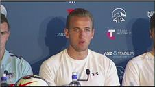 Kane amazed by Spurs' worldwide support