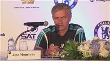 Mourinho expects response from 'unhappy' rivals
