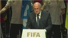 Blatter demands 'change from all' for the good of football