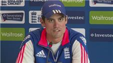 Cook and McCullum look ahead to second test at Headingley