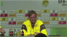 Klopp on form before German Cup Final