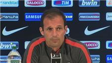 Allegri on Heysel tragedy and Champions League final