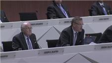 Valcke confirms bomb threat at FIFA Congress