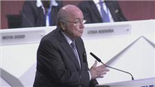 FIFA cant be dragged through the mud - Blatter