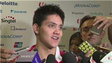 SEA Games swimming gold pleasing - Schooling