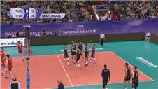 Volleyball World League: USA thrash Russia