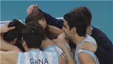 Argentina defeat Canada 3-2 in Volleyball World League