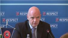UEFA secretary of match fixing claims and financial fair play