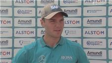 Kaymer 'very solid' at French Open