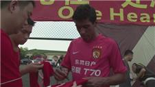 Paulinhos big opportunity at Guangzhou Evergrande