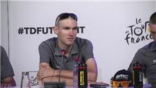 BMC have a lot of chances on Tour, say van Garderen and Van Avermaet