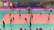 Netherlands beat Canada at the Volleyball World Grand Prix