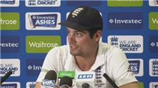 Cook frustrated and Clarke praises Johnson as Australia level series