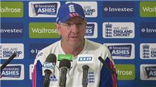 We werent as focused as in Cardiff- Bayliss