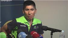 Quintana speaks on second rest day