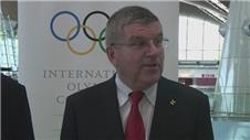 Thomas Bach arrives in Malaysia ahead of IOC Session