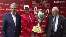 Willet triumphs at European Masters