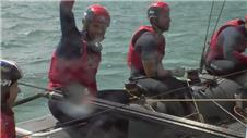 Ainslie rules the waves in Americas Cup