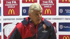 Spending due to Chelsea superiority - Wenger
