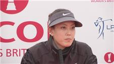 Wie & Lydia Ko preview British Open