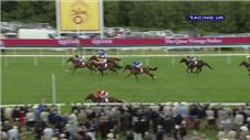 Dettori wins Goodwood's Vintage Stakes