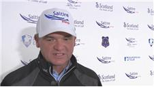 Lawrie pleased with condition of Murcar course