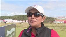 Salas intent on winning the Womens British Open