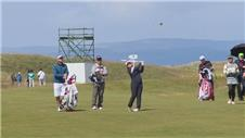 Womens British Open: Park injury free