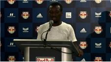 Shaun Wright-Phillips: Red Bulls a family