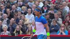 Nadal through to Hamburg semis after win over Cuevas