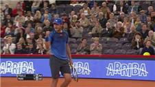 Pouile and Fognini set-up semi-final encounter in Hamburg